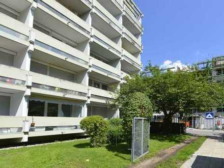 1-Zimmer-Wohnung mit Balkon in zentraler Lage in München-Schwabing