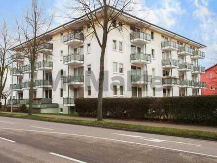 Kapitalanlage oder neues Zuhause: Helle, gepflegte 2-Zi.-ETW mit Balkon an der Ostsee