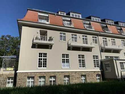 4-Zi.-Maisonette in Oberloschwitz - Traumblick über Dresden (Wg. 30)