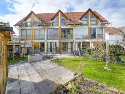 Ihre Chance in Steinen-Hüsingen Schickes Haus mit idyllischen Garten! TOP für Familien!