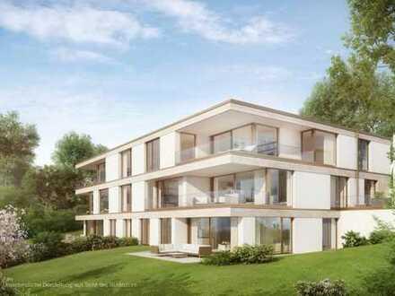 Stilvolle Gartenwohnung mit Seeblick und Privatgarten (Süd-Ost)