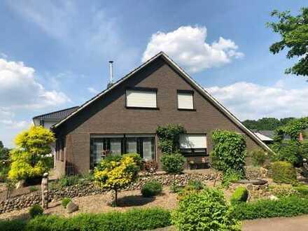 Hier haben Sie viele Möglichkeiten! Großzügiges und gepflegtes Wohnhaus in Varrelbusch - GEGEN GE...