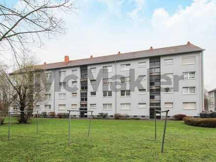 Ohne Käuferprovision: Vermietete EG-Wohnung in beliebter Wohnlage von Gelsenkirchen