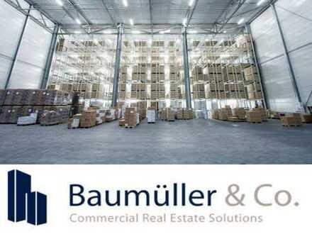 ca. 20.000 m² NEUBAU-Logistikfläche - Anbindung an A1/A29 - Rampe