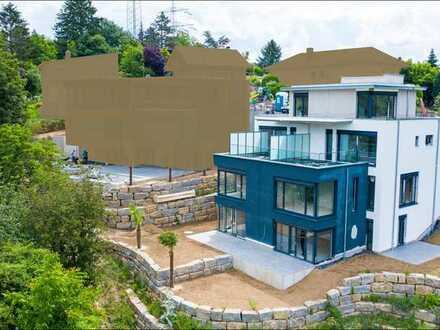 EXKLUSIV - INNOVATIV - SMART Neubau-Doppelhaushälfte mit großem Gartenanteil!