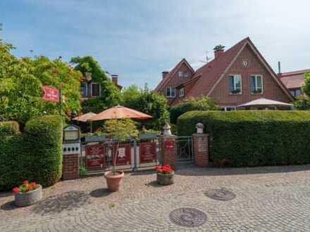 Wohnen Arbeiten am Wasserschloss Raesfeld. Kleiner Hotelbetrieb Cafè, mit gesicherter Existenz