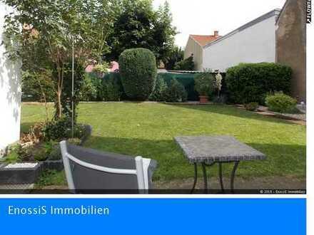 Attraktives Einfamilienhaus mit uneinsehbarem Garten+Hof+Scheune+Keller