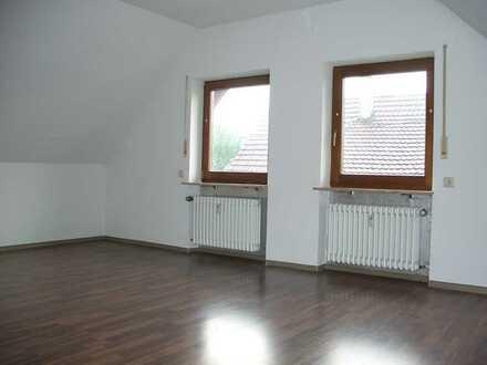 Zentrumsnahe 1-Zimmer-DG-Wohnung in Nagold mit neuer EBK
