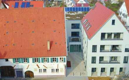 Betreute Seniorenwohnung: großzügige 1-Zimmer-Wohnung im 2. OG (Whg. 24)