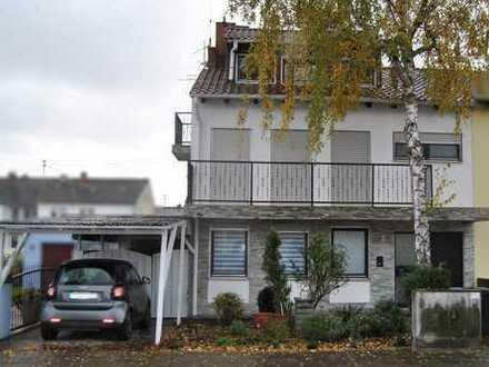 Gepflegtes 2-3 Familienhaus mit geräumiger Maisonettewohnung in LU-Oppau