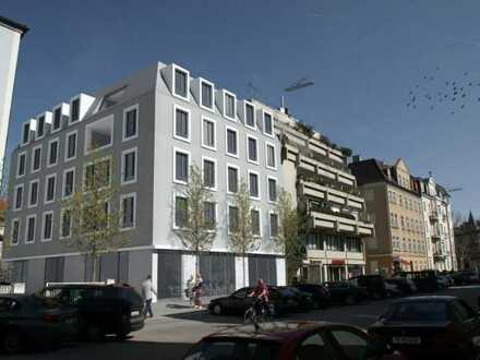 Exklusive, neuwertige 4-Zimmer-Penthouse-Wohnung mit 2 Loggien Schwabing, München