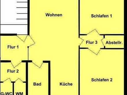 Top moderne 3 Zimmer Wohnung, Erstbezug nach Sanierung