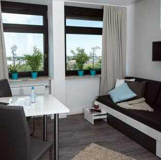 Voll ausgestattete Studenten-Apartments mit vielen Extras