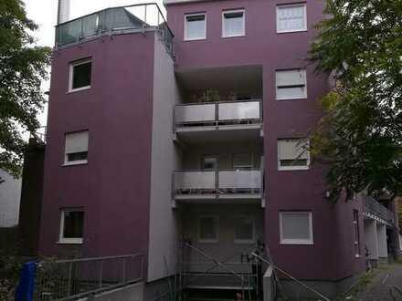 Ruhige 2,5 Zimmer Wohnung zu vermieten.