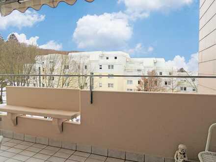 Herzlich Willkommen auf dem Geigersberg! 4-Zimmerwohnung für Ihr neues Zuhause
