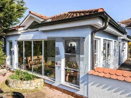Ein ganz besonderes Angebot! BÜRO- / PRAXISRÄUME mit angrenzendem Wohnhaus