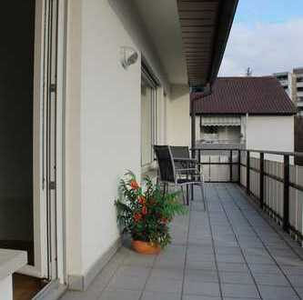 Modernisierte 4-Zimmer-Wohnung mit Balkon und EBK in Bietigheim-Bissingen