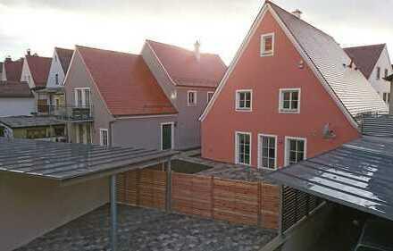 Liebevoll Saniertes Altstadthaus in der Berchinger Altstadt