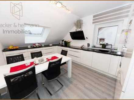 Zentral gelegene 4 Zimmer Wohnung mit Balkon und Garage in Großburgwedel zu verkaufen!