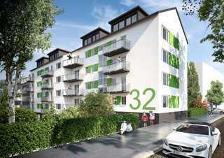 ++ Pforzheim ++ Neuausbau ++ 2,5 Zimmer-Wohnung im Dachgeschoss ++ Dachterrasse ++