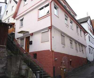 Zentral in Calw - 4-Zimmer-Wohnung sucht Mieter