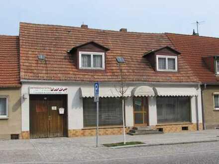 """""""Reserviert """" Wohn-und Geschäftshaus in Kyritz"""