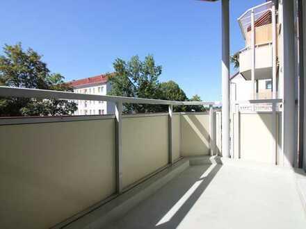 2-Raum mit Süd-Balkon