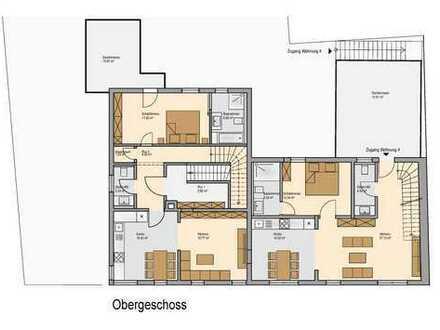 RESERVIERT! Neu sanierte Maisonette Eigentumswohnung mit Top Ausstattung Ihrer Wahl!