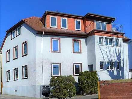 Stilvolle 3 Zimmer-Erdgeschosswohnung mit Einbauküche in Frankfurt am Main