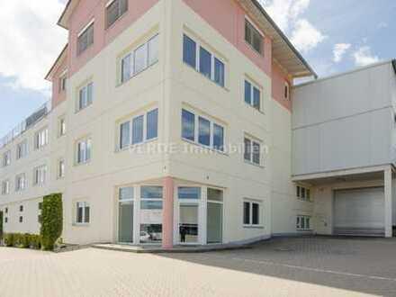 Gepflegte Büroetage mit Erweiterungsoption in ruhiger Lage im Gewerbegebiet