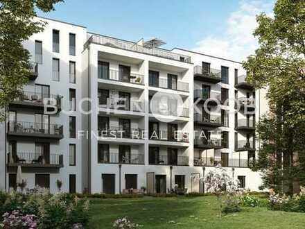 PIANOSUITES: 3–Zimmer – Neubauwohnungen in begehrter Lage – HH – Komponistenviertel