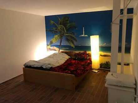1-Zimmer-Wohnung mit eigenem Bad in WG zur Miete in Gersthofen