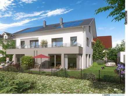 NEUBAU - Familienfreundliche Doppelhaushälfte in ruhiger Lage mit optimaler Anbindung nach München