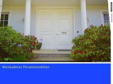 Charming villa in highly sought-after suburb of Wiesbaden