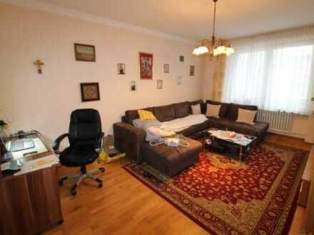 Vollständig renovierte 3-Zimmer-Wohnung mit Balkon in Düsseldorf-City