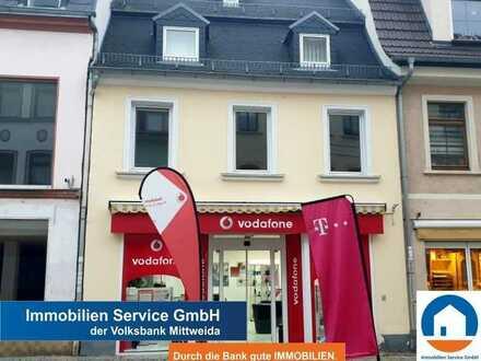 *Beste Innenstadtlage* Wohn- und Geschäftshaus im Zentrum von Glauchau