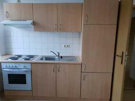 1-Raum Wohnung mit EBK -Frisch Renoviert-