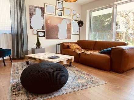 Moderne 3,5-Raum-Wohnung mit Terrasse und Einbauküche in Bad Rappenau