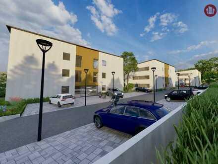 Stilvolles 2-Zimmer-Appartment im Effizienzhaus, 1. OG mit Südbalkon in ruhiger Lage - WHG 7
