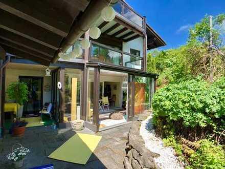 3-Zimmer-EG-Wohnung mit 2 Terrassen