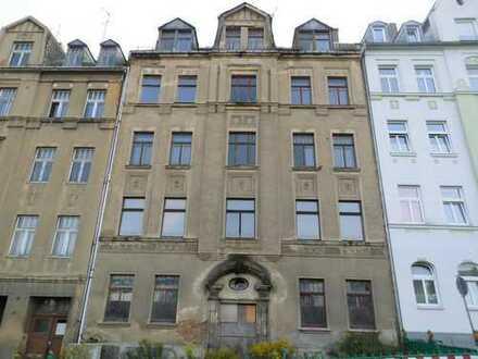 Attraktives unsaniertes Mehrfamilienhaus, Denkmal, in ruhiger Lage von Plauen