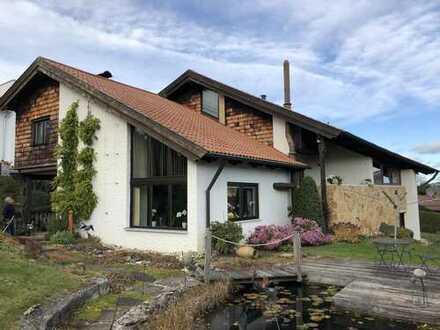 Einzigartiges Einfamilienhaus mit Ausblick über Pfullingen