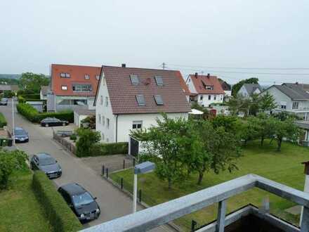 Gesucht - Gefunden - Gemietet ! Großzügige Maisonettewohnung mit zwei Balkonen!