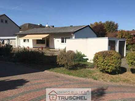 Einfamilienhaus mit Ausbaupotenzial - 3 Garagen - großes Grundstück - Feldrandnähe