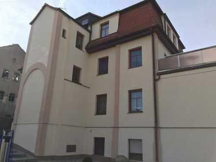 1-Raumwohnung mit schöner Dachterrasse