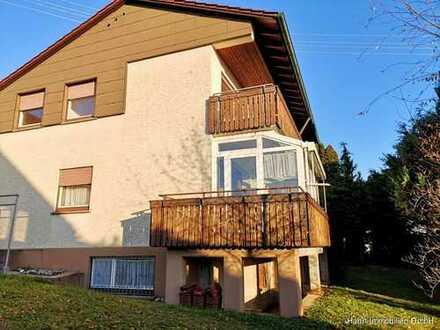 ! DAS WIRD UNSER ZUHAUSE - 2-Fam.haus mit Werkstatt, Garage und schönem Garten in Backnang-Maubach !