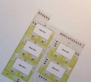 Neuwertige 2-Zimmer-Erdgeschosswohnung mit Terrasse und Einbauküche in Hohen Neuendorf