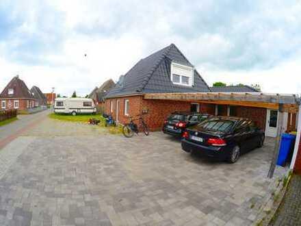 Conrebbi: Ein- bis Zweifamilienhaus, Sackgassenlage, 165 qm Wohnfläche, 1027 qm Eigentumsgrundstück