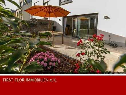 Exklusive Doppelhaushälfte KFW 70 mit Einbauküche , Garage plus zwei Stellplätze