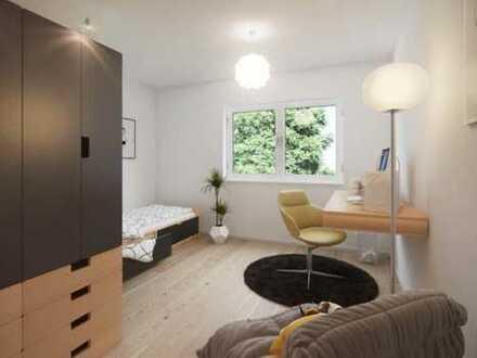 Westside-Living - Obergeschosswohnung im Herzen von Büdingen - Haus 2 Whg. 7